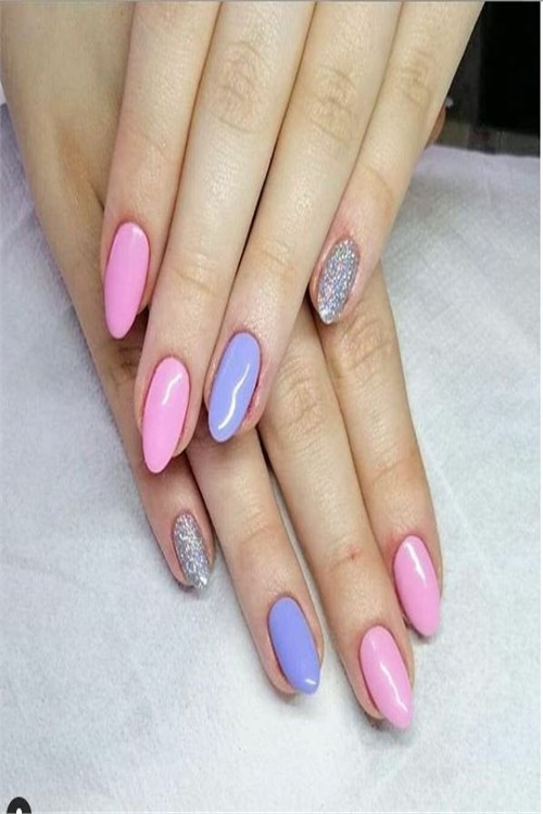 33 Incredible Pastel Nail Designs You'll Love