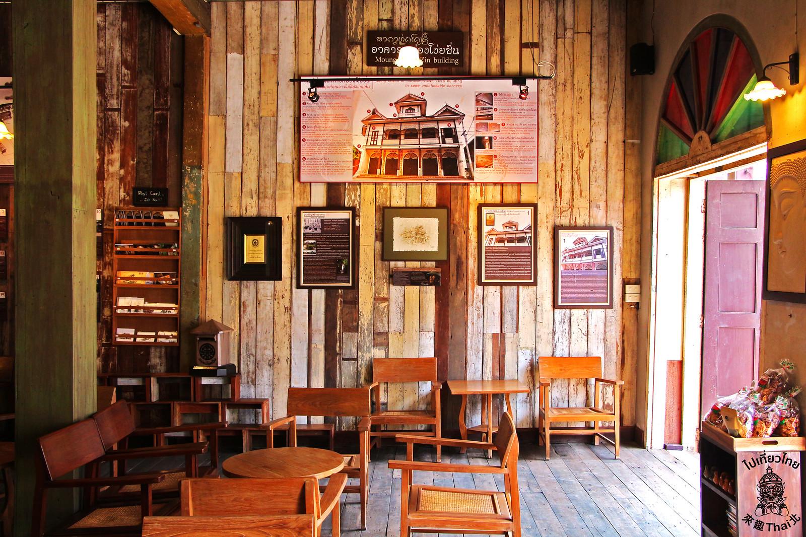 創造自天然砂岩的美學經典-Melann(มีลาน)咖啡館