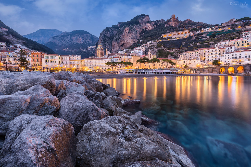 Ancient Maritime Power || Antigua Potencia Marítima (Amalfi, Provincia di Salerno. Campania. Italy)