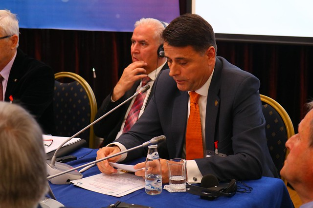 Albania-2019-03-30-120 Leaders Gather at Balkan Conference