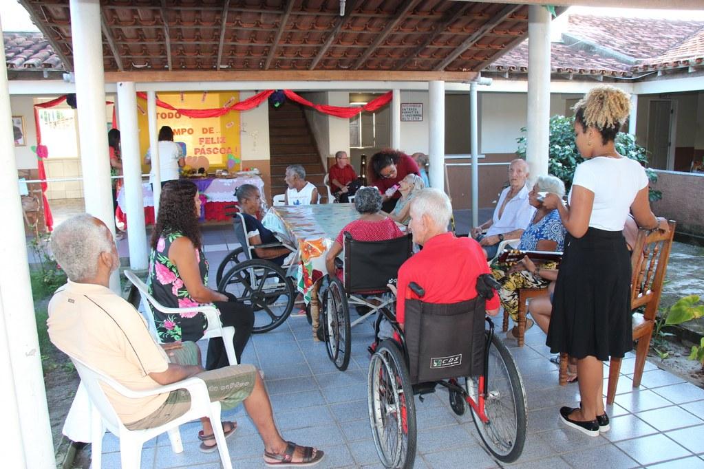 Celebração da Paixão de Cristo no Lar de Idosos Sant'Anna em Alcobaça (16)