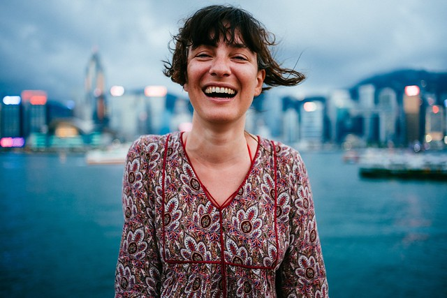 Portrait in HK