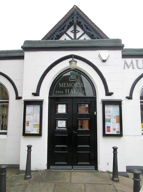 Much Wenlock Memorial Hall