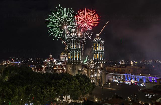 #488Puebla - Feliz Cumpleaños Puebla - 488 Aniversario de la Fundación