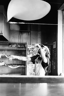 Momos pizza
