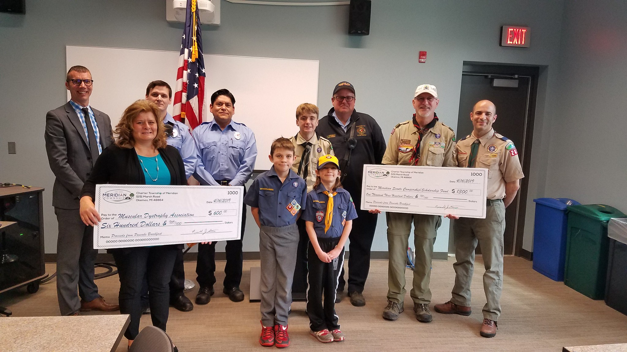 Proceeds From Annual Pancake Breakfast to Help Send Kids to Camp