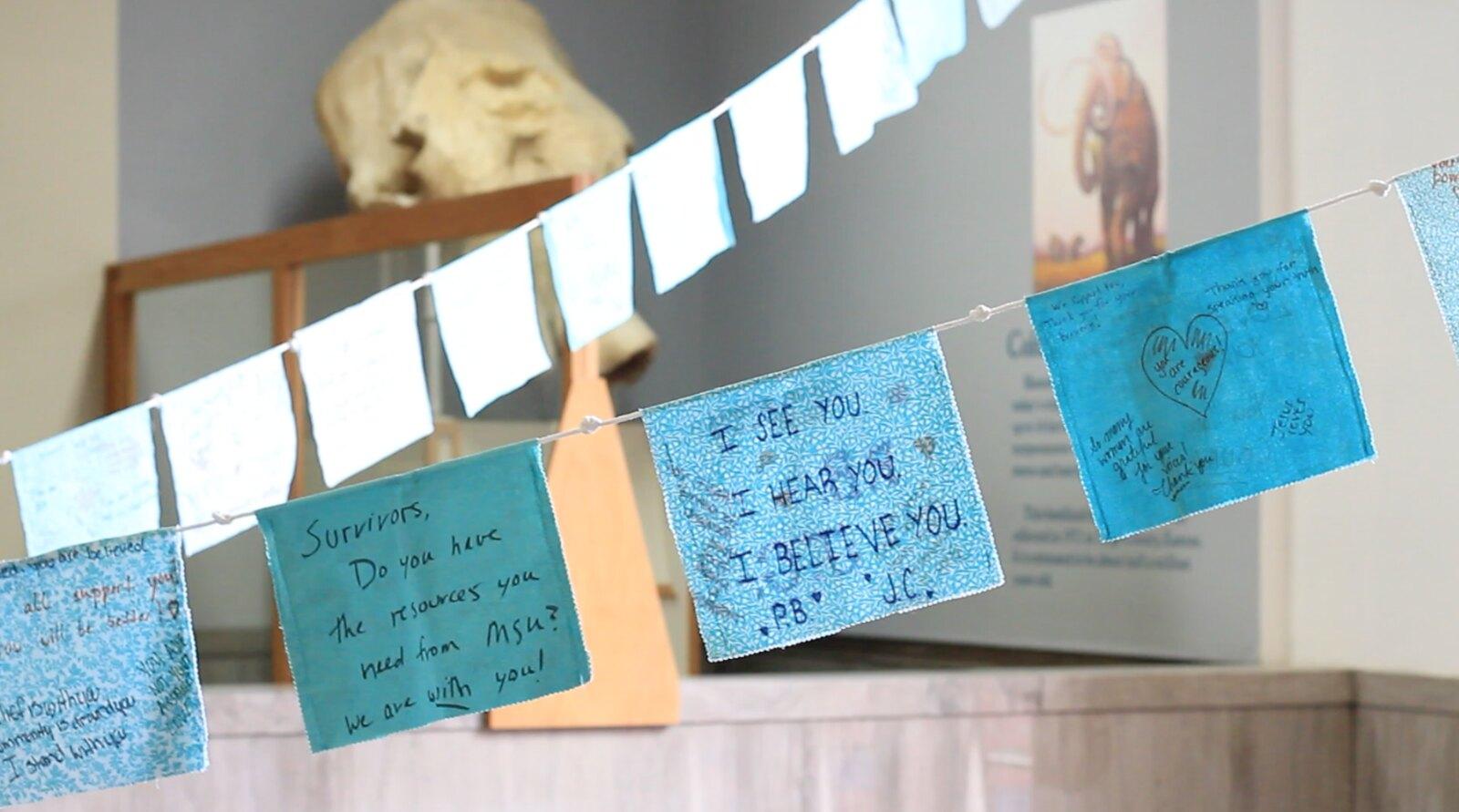 MSU Museum Heals Through Art for Sister Survivors