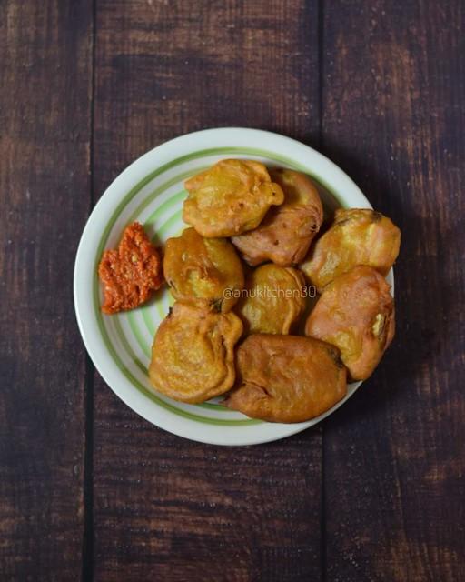 ಬಾಳೆಕಾಯಿ ಬಜ್ಜಿ | Balekayi Bajji