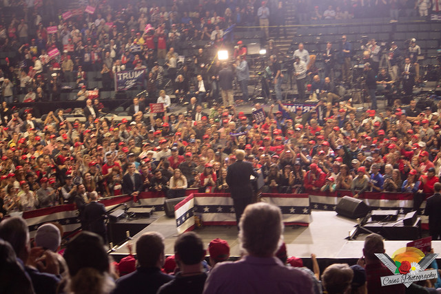 Trump Rally Grand Rapids (18 of 18)