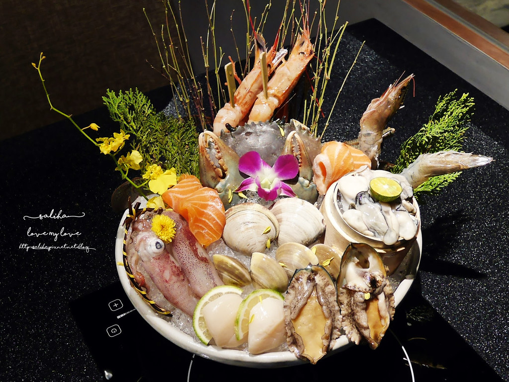 台北東區竹苑shabu高級鍋物海鮮好吃火鍋 (23)