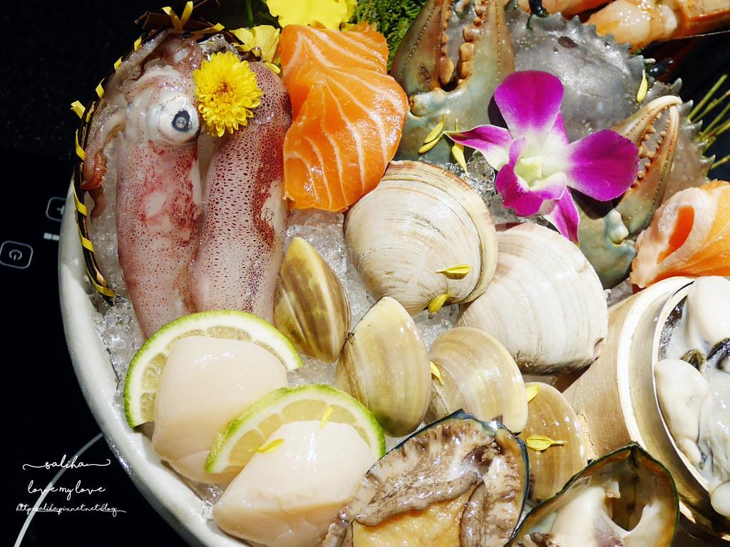 台北東區竹苑shabu高級鍋物海鮮好吃火鍋 (20)