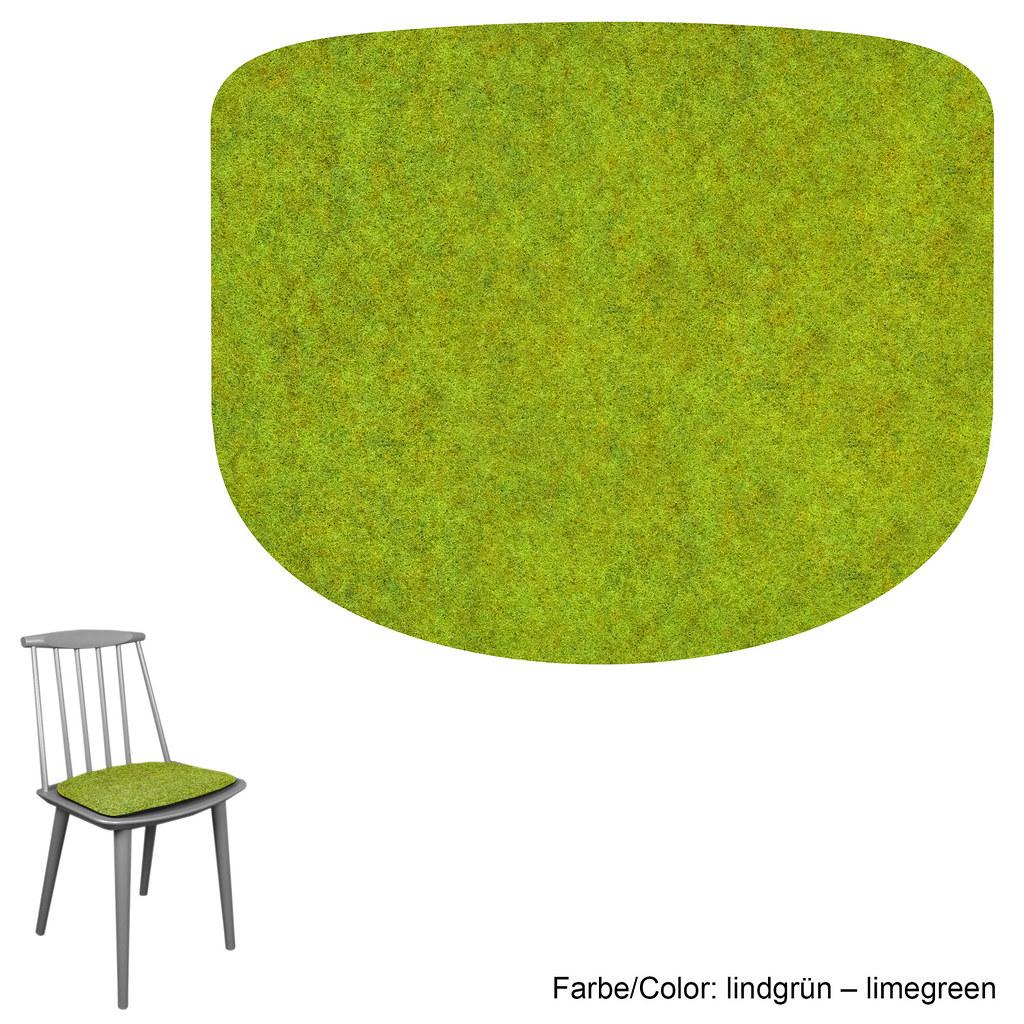 Stuhle Eco Filz Kissen Geeignet Fur Hay J77 Stuhl Sitzkissen Stuhlkissen Mobel Wohnen Lingoana Com