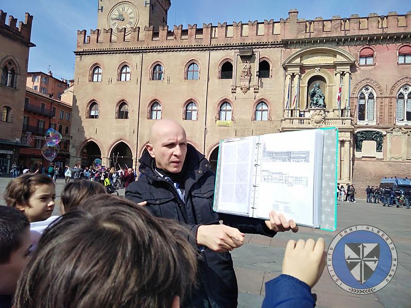Visita a Palazzo d'Accursio