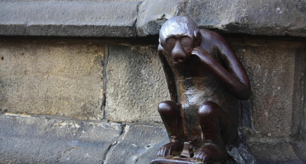 Grand Place: het aapje van Mons | Mooistestedentrips.nl