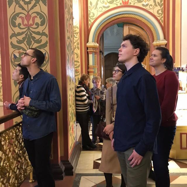 Апр 17 2019 - 03:49 - Экскурсия в Историческом музее