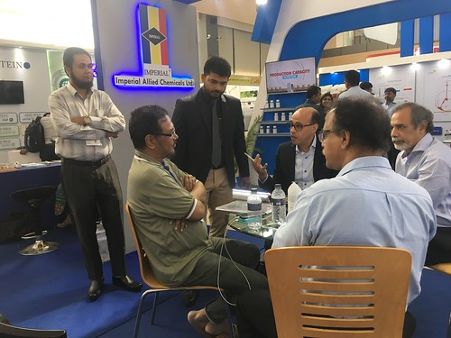 3rd Bangladesh Int'l Dyes, Pigments & Chemicals Expo 2018
