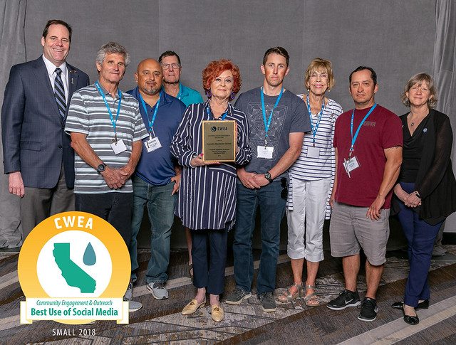 Community Engagement & Outreach: Best Use of Social Media Small: Leucadia Wastewater District