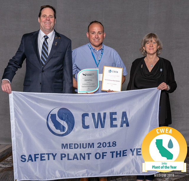 Safety: Plant of the Year Medium: Fairfield-Suisun Sewer District