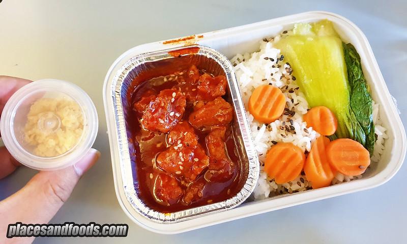 airasia santan chef hong korean chicken