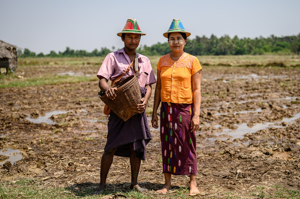 Investing in the future of Myanmar