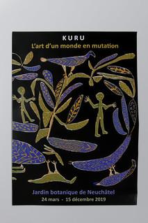 Exposition KURU Jardin botanique de Neuchâtel | by bernard.delphin