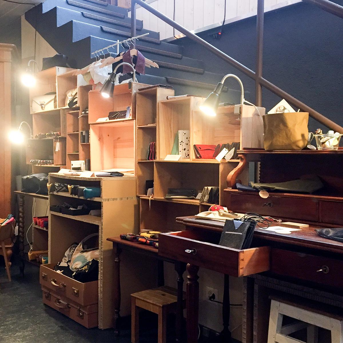 La boutique du sous-sol