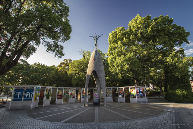 Children's Peace Monument - Hiroshima (Japan)