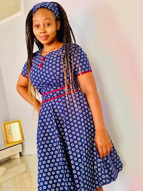 Perfect Shweshwe Dresses 2019 For Women