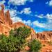 Arches National Park, Utah. by Evangelio Gonzalez MD