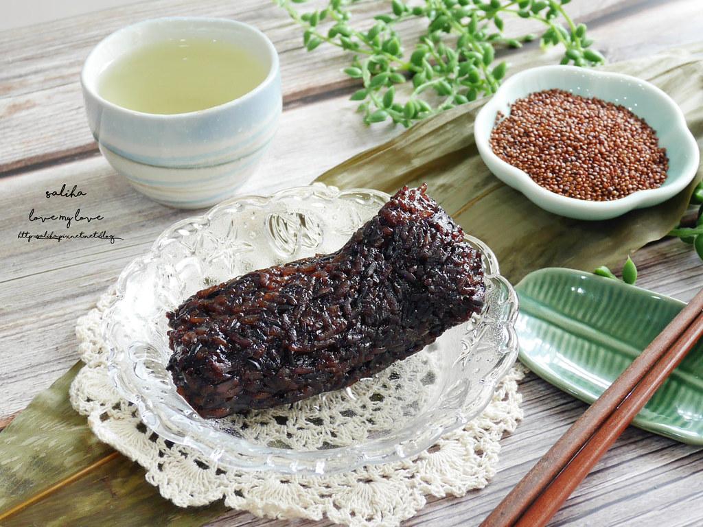 好吃素食禮盒推薦百喬食品素粽紅豆甜粽  (2)