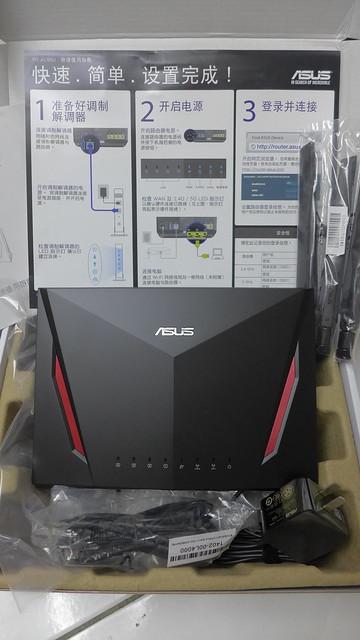 ASUS AC-86U 無線路由器