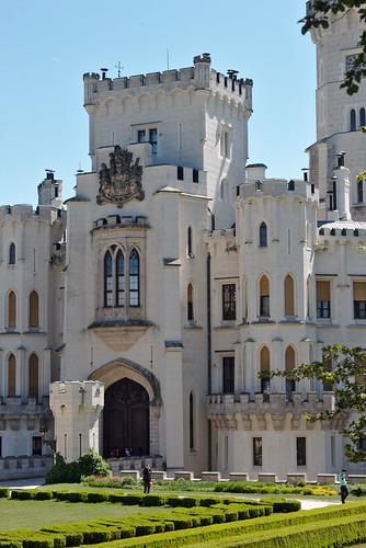 Hluboká Castle