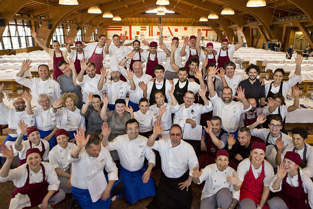 Charity dinner con Spigaroli, Romani e Parma Quality Restaurants
