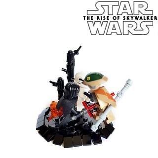 Moc Star Wars Episode Ix The Rise Of Skywalker Vignettes Lego Star Wars Eurobricks Forums