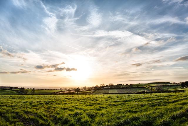 Cheshire Sundown