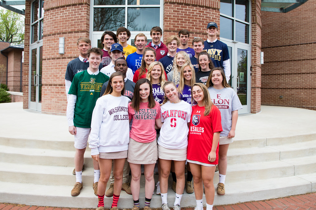18-19 US Class of 2019 Admiral Athletes in College