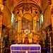 Capela-mor da igreja Matriz de Vila do Conde