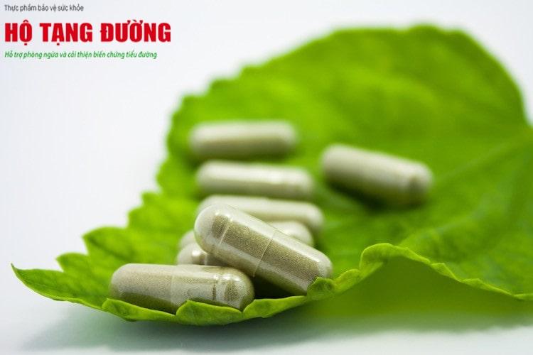 Ổn định đường huyết và phòng biến chứng bằng thảo dược.