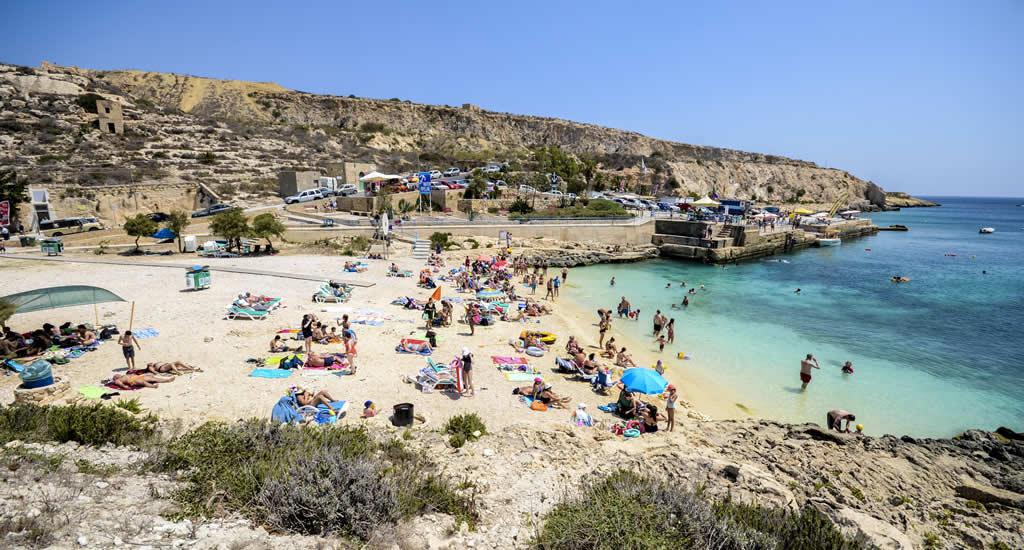 De mooiste dorpjes van Gozo: Qala, Hondoq Bay