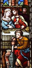 Miracle at Cana (detail, Ward & Hughes, 1880s)