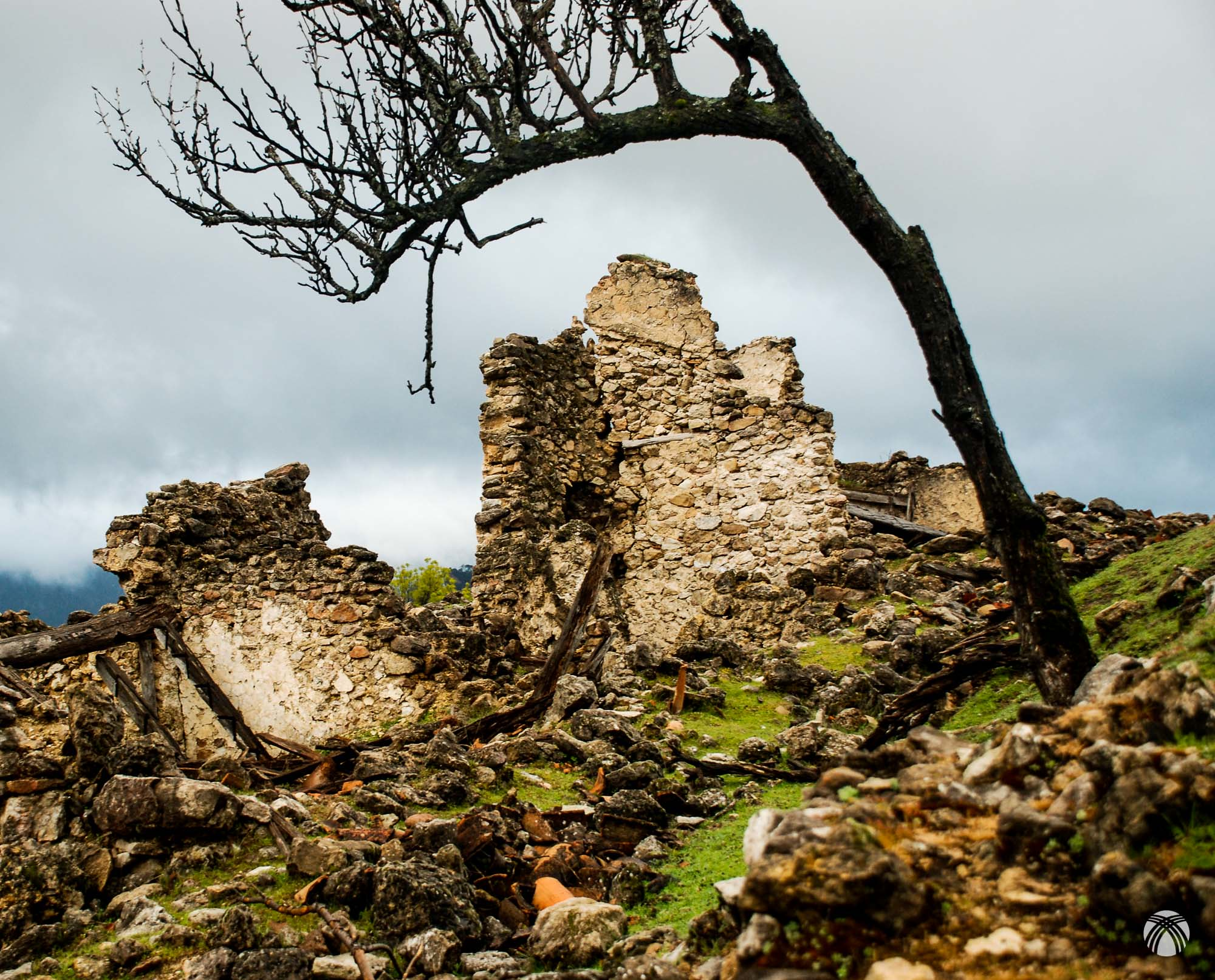 Ruinas de los Villares