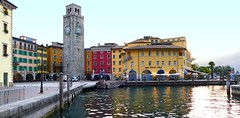 Riva del Garda (La Riva) – Lago di Garda, (Trentino, Alto Adige, It).