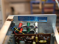 Bristol Hackspace: Inside Griffin Dekatron Counter