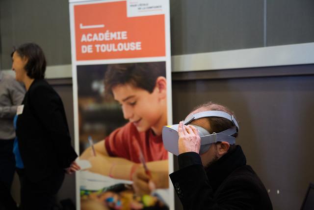 Journée de l'innovation, Lycée Stéphane  Hessel, 17 avril 2019