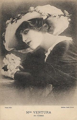 Marie Ventura, Pathe Felix