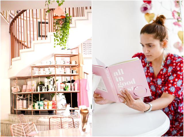 Printed Maxi Tania's Teahouse Dubai Tanvii.com