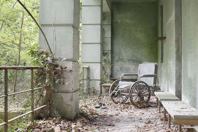 Ex Ospedale Psichiatrico di V