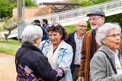 dc., 17/04/2019 - 12:27 - Visita al monument per les víctimes de accidents de trànsit