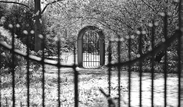 Through the gate to the gate