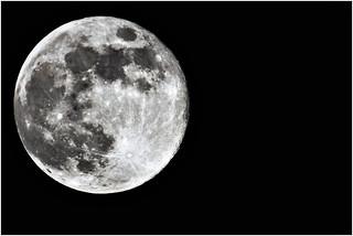 Tonight's full moon !
